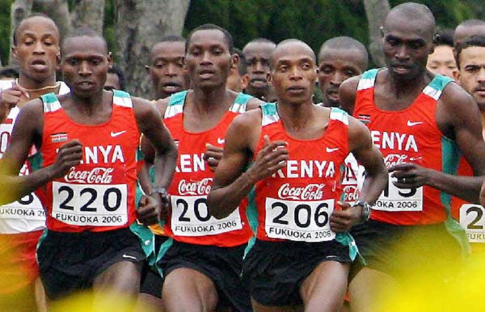 Самые быстрые бегуны