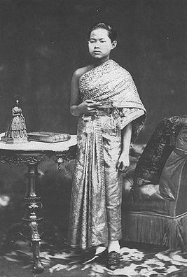 Как королева Тайланда погибла из-за условностей 2