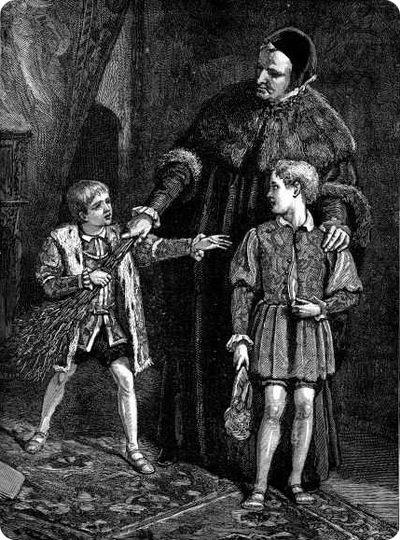 Мальчик для битья - значение и история выражения 1