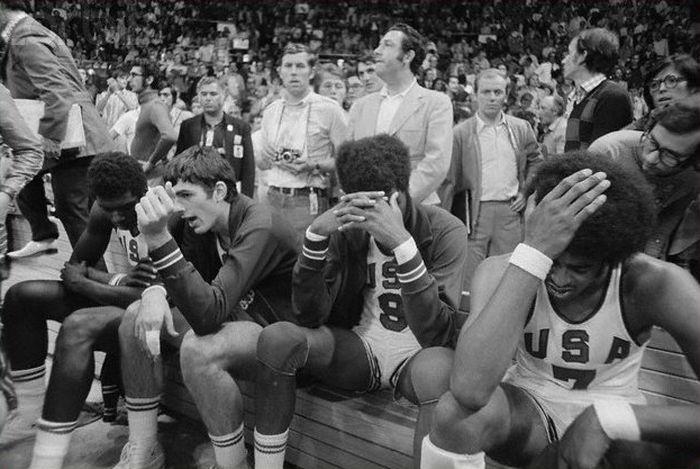 Олимпийская сборная США по баскетболу 1972 год