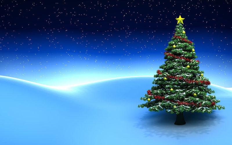 Зачем на новый год наряжают елку
