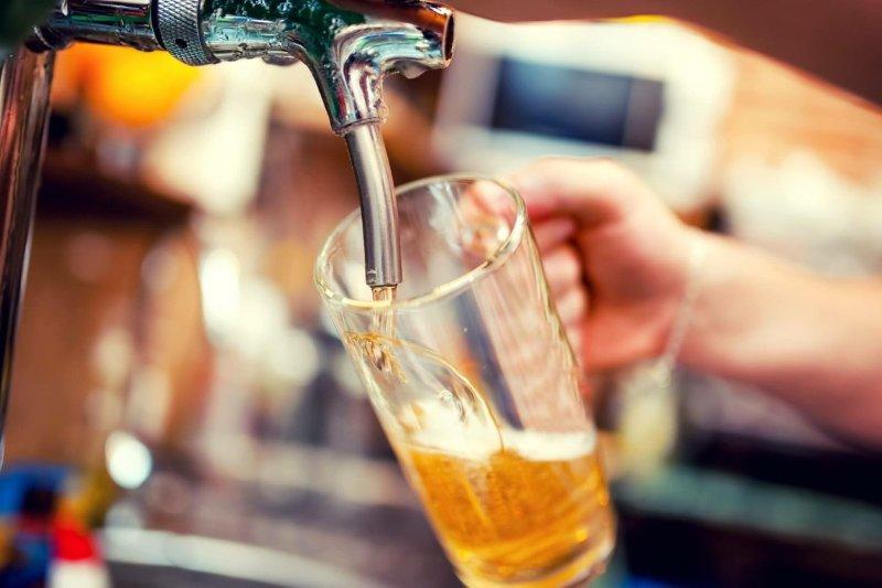 Пивопровод в доме Нилса Бора