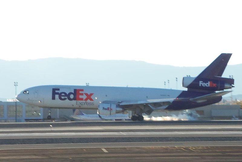 FedEx705 -авивиакатастрофа за страховку