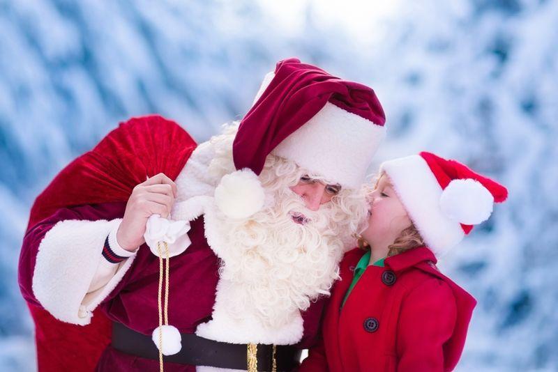 Загадка про Машу и Деда Мороза