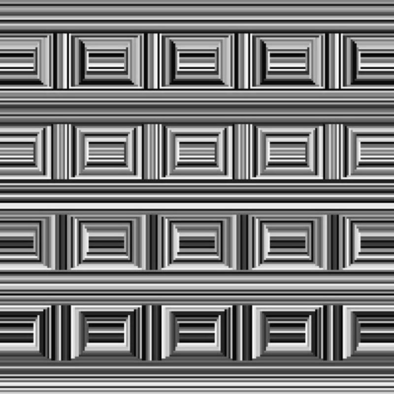 Иллюзия 16-ти кругов