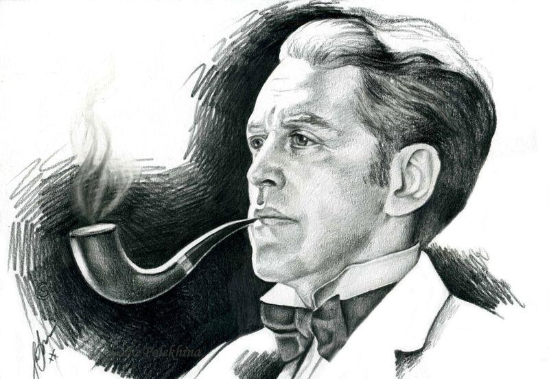 Актеры сыгравшие Шерлока Холмса