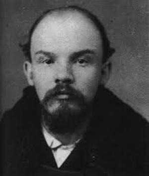 Иосиф Славкин - двойник Ленина 1