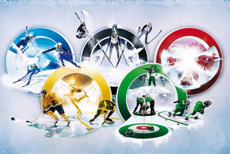 Курьезы на Олипийских играх
