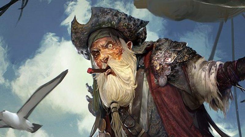 Пиратские суеверия