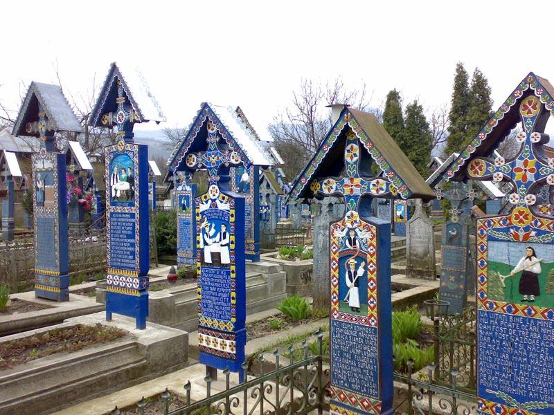 Веселое кладбище