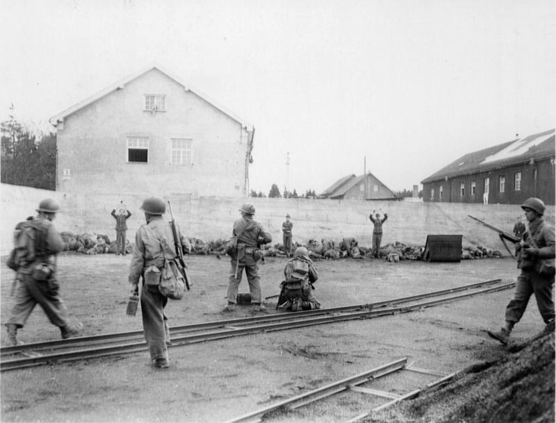 Бойня в Дахау - за что американцы расстреляли военнопленных 2