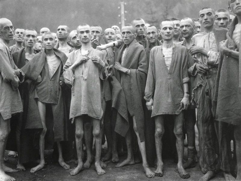 Заключенные Дахау