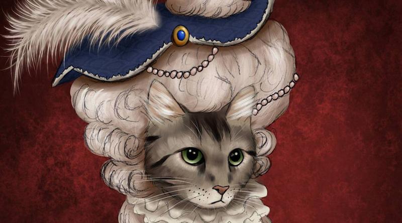 Загадка про кошку Ньютона