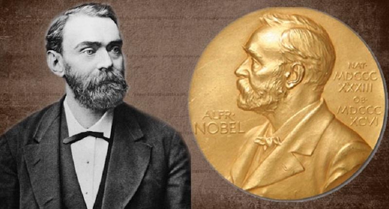 На чем разбогател Альфред Нобель