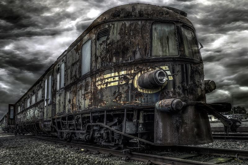 Поезд-призрак Санетти