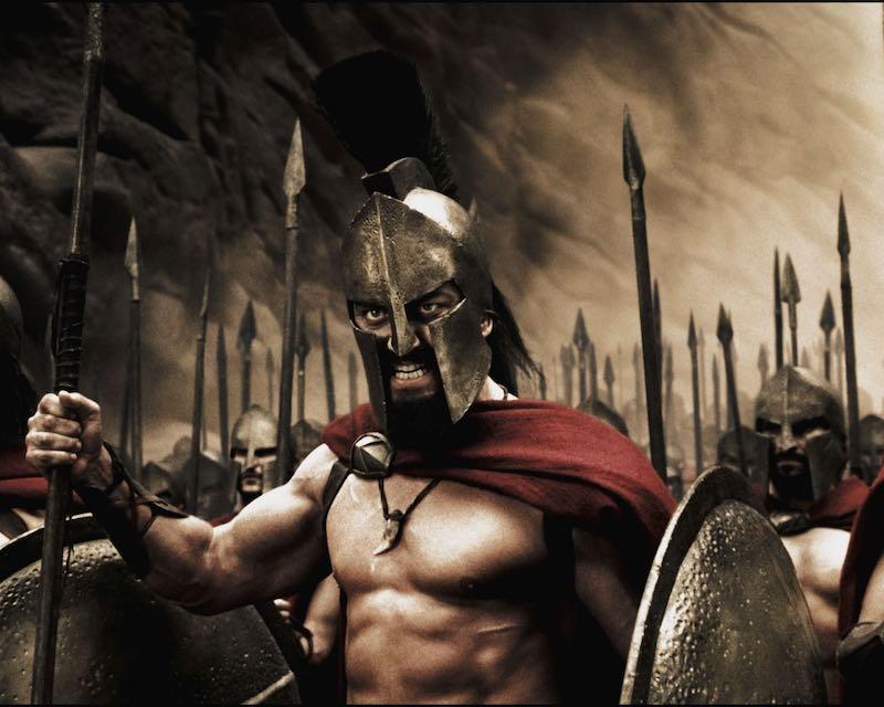 Интересные факты о спартанцах