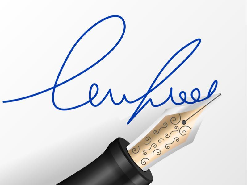 Факты про автографы