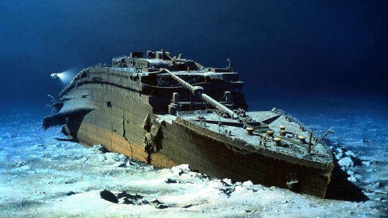 """Можно ли поднять """"Титаник"""""""