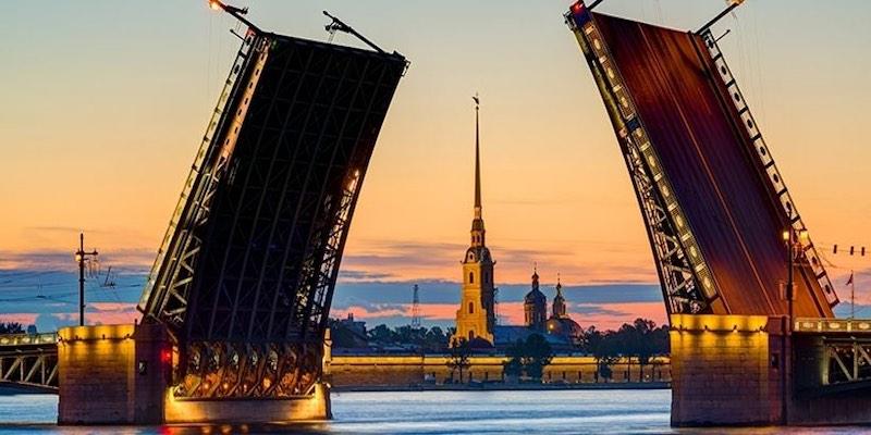 Мосты в Петербурге