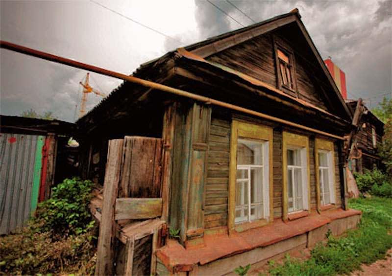 Дом №84 Стояние Зои