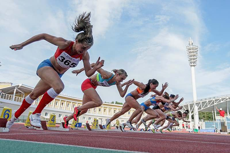 Интересные факты о легкой атлетике