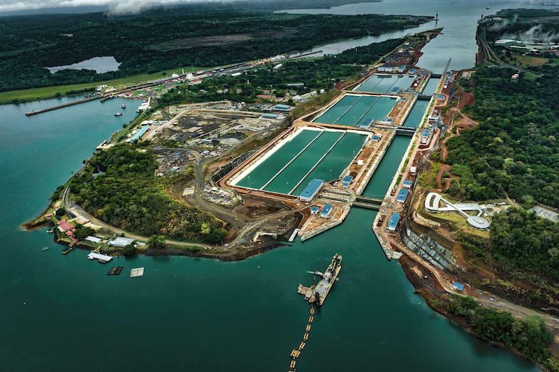 Интересные факты про Панамский канал