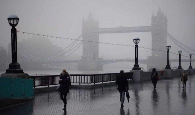Лондонский смог