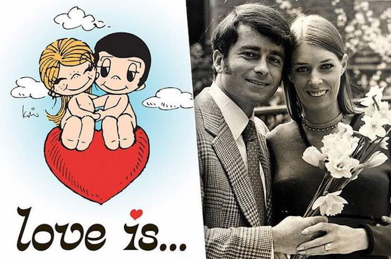 История любви и появления жвачки Love is… 1