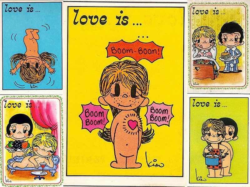 История любви и появления жвачки Love is… 2