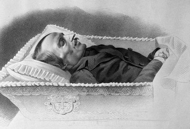 куда делась голова Гоголя