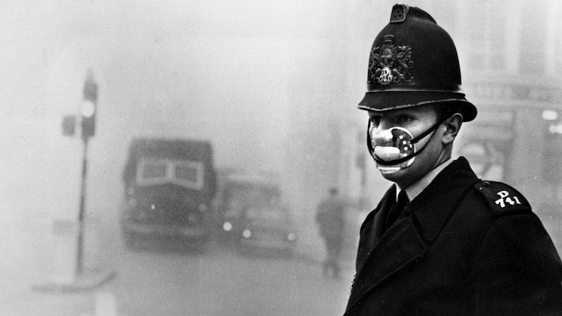 Великий смог 1952