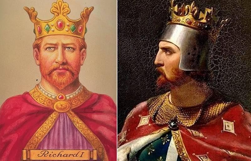 Как погиб король Ричард
