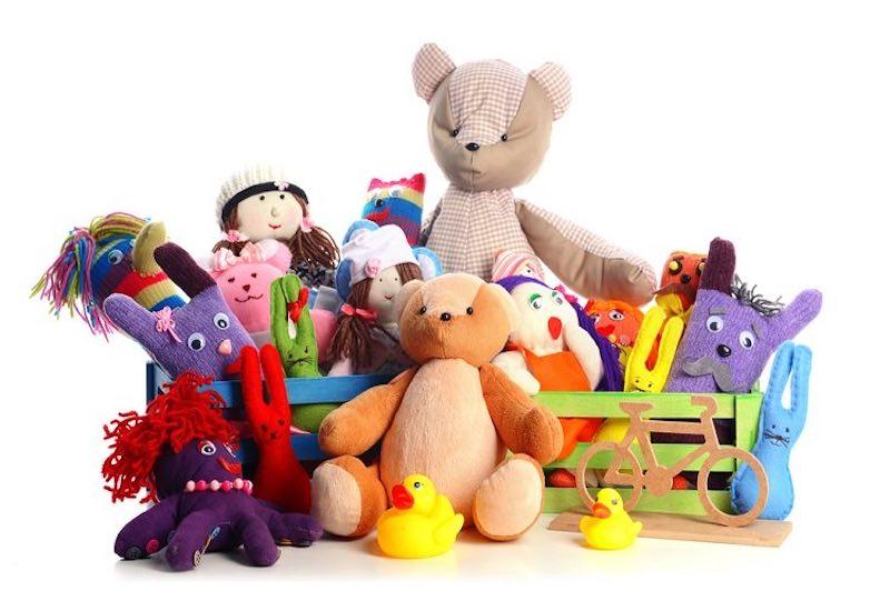 Интересные факты про игрушки