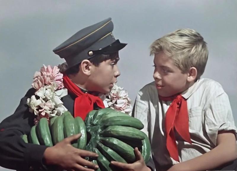 Факты про бананы в СССР
