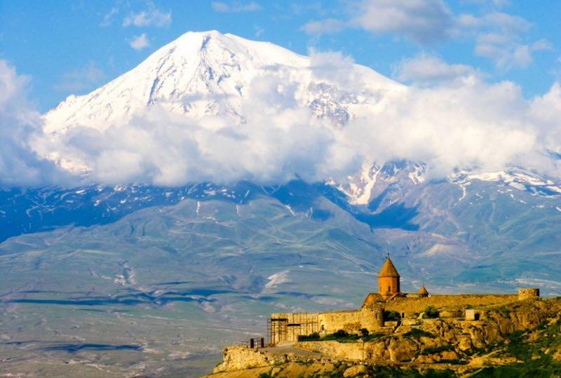 Интересные факты о горе Арарат