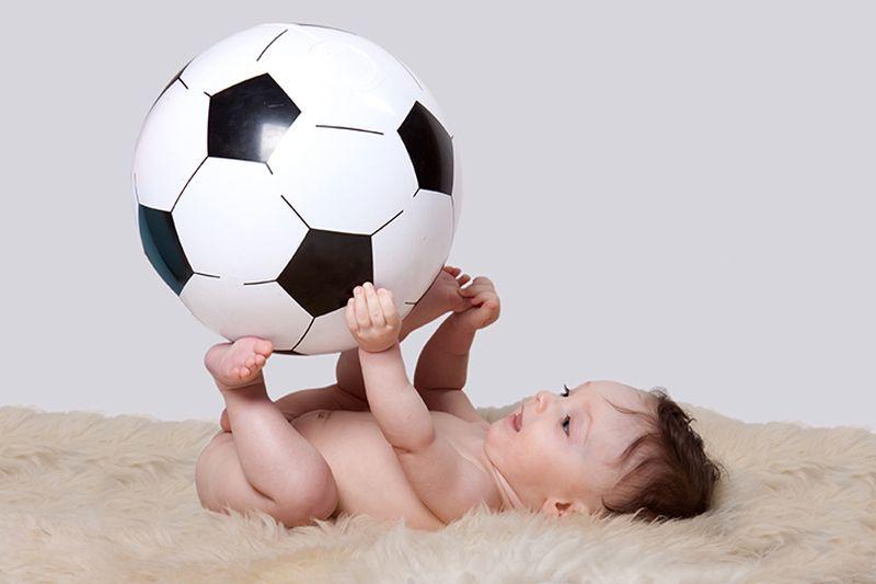 Имена детей футбольных фанатов