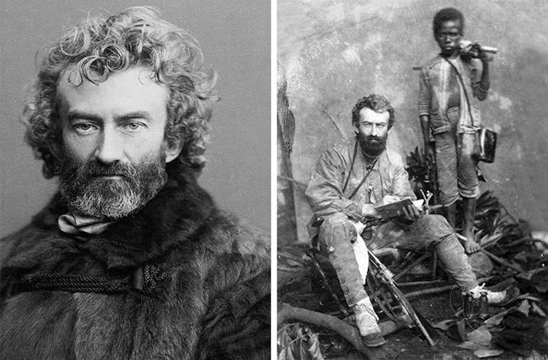 Почему аборигены не съели Миклухо Маклая