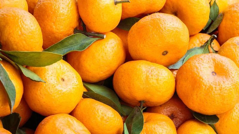 Факты про мандарины