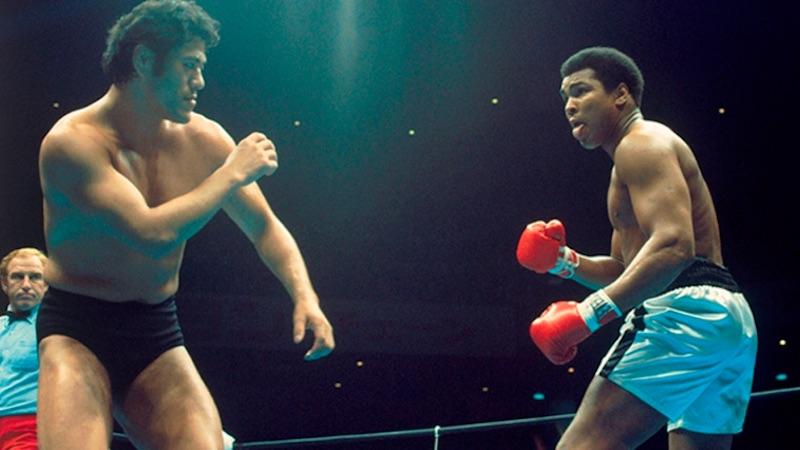Мохаммед Али против Антони Иноки