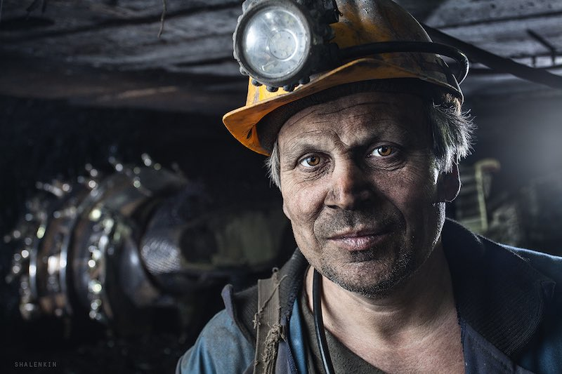 Интересные факты о шахтерах