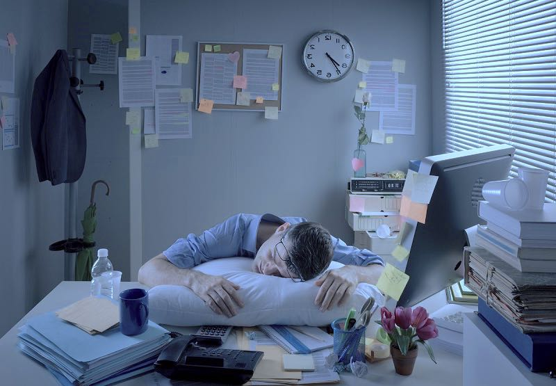 Интересные факты про трудоголиков