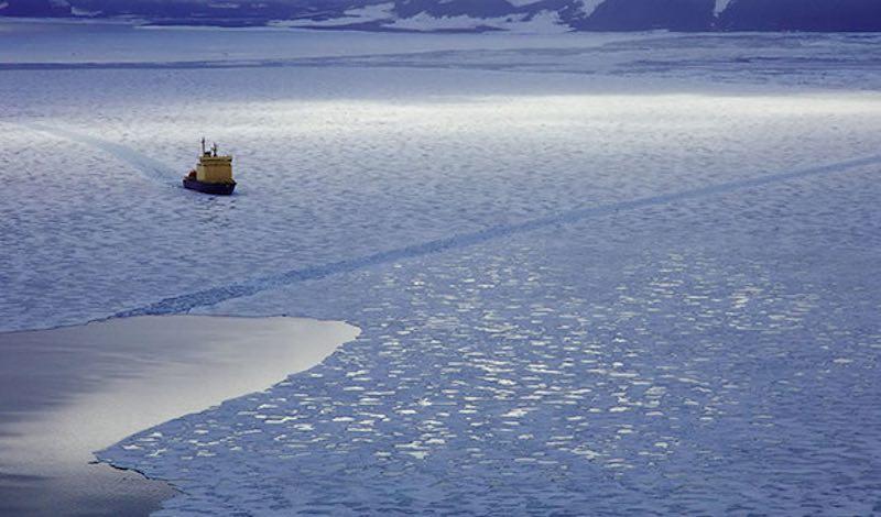 Интересные факты о Северном Ледовитом Океане