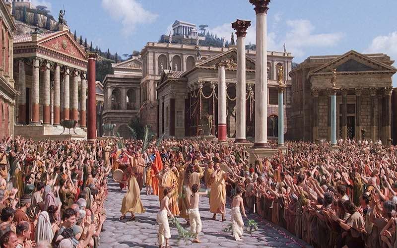 Факты про жителей Древнего Рима