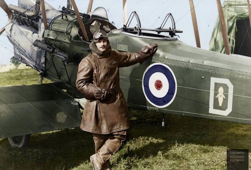 Летчики Первой Мировой - факты