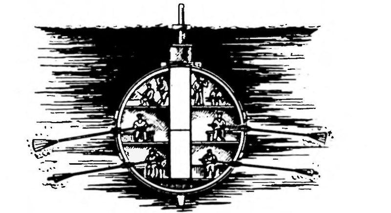 Подлодка Черновского