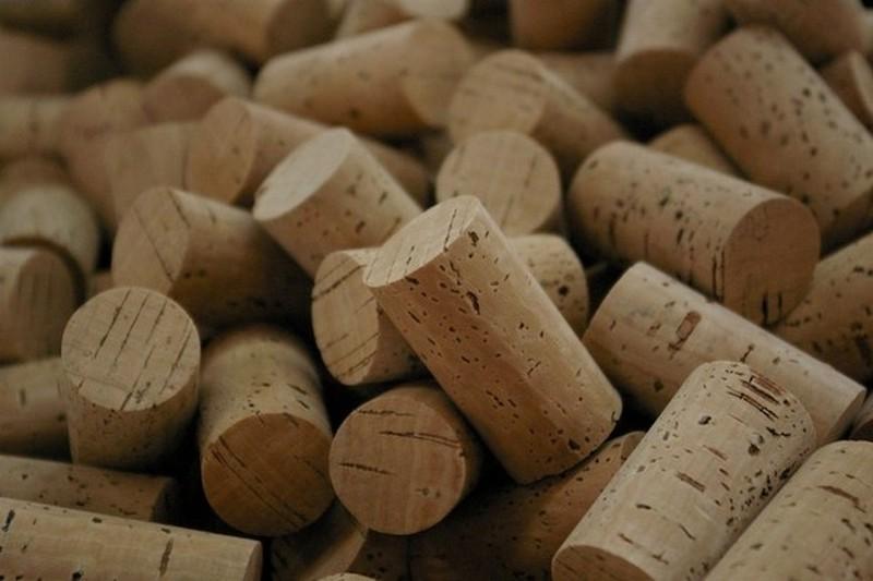 Интересные факты о винной пробке.