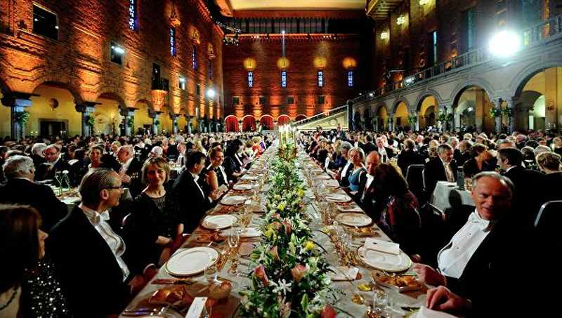 Интересные факты про банкет для Нобелевских лауреатов