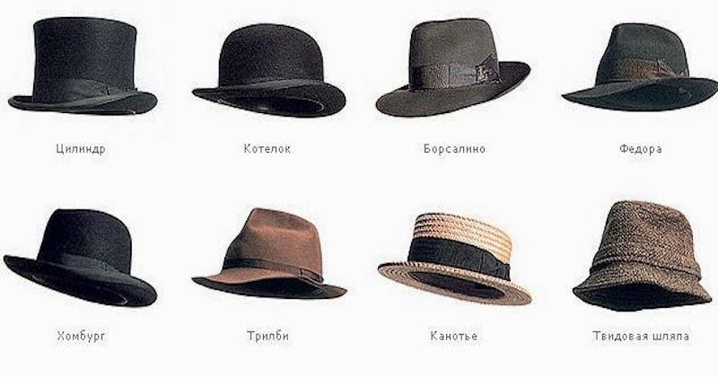 Интересные факты о шляпах.