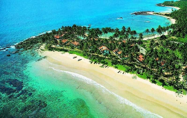 Интересные факты о Шри-Ланка.