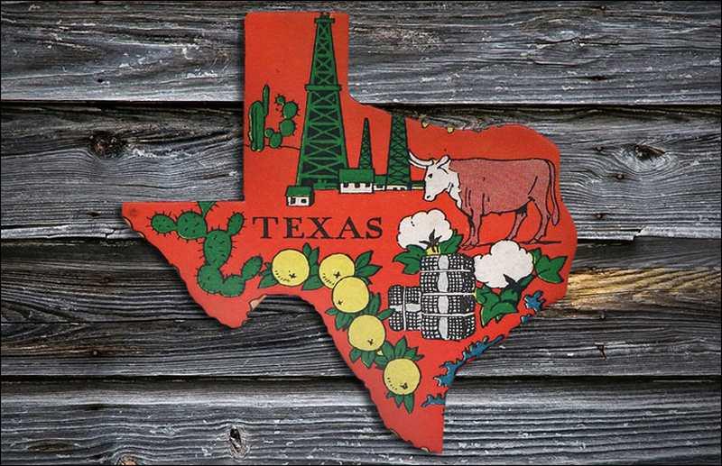 Интересные факты о штате Техас.